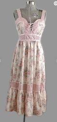 Vintage dress 4